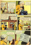 Louis Daguerre Camera Comics #5 (1945) b