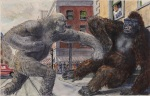 WIllis O'Brien Frankenstein vs King Kong 3