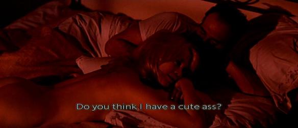 Brigitte Bardot 'Do you think I have a cute ass?' in Jean-Luc Godard's Le Mepris