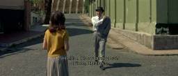 Giorgia Moll and Michel Piccoli in Jean-Luc Godard's Le Mepris Contempt