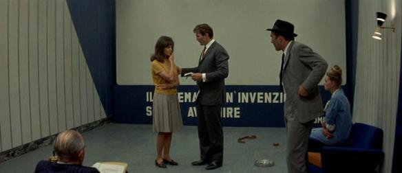 Jean-Luc Godard's Le Mepris Contempt