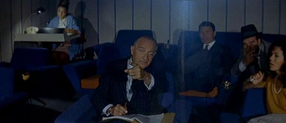 Fritz Lang in Jean-Luc Godard's Le Mepris