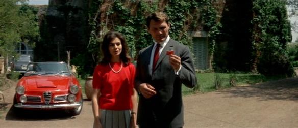 Jack Palance in Jean-Luc Godard's Le Mepris