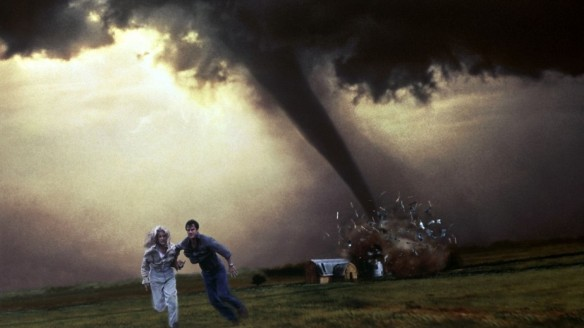 Twister Helen Hunt and Bill Paxton