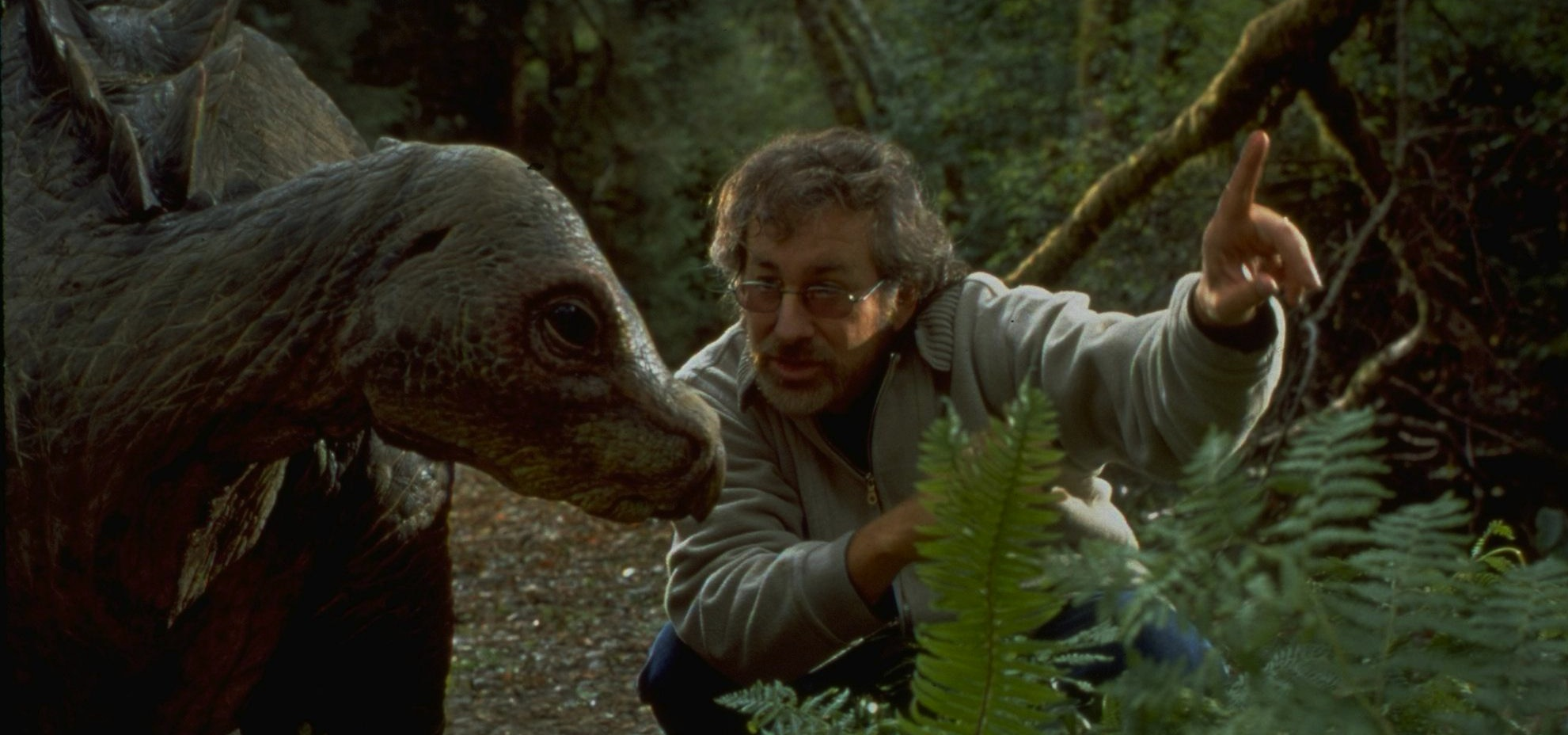 "Image result for Steven Spielberg cameo Cameo The World's ""Top-10"" Highest Grossing Stars In Cameo Roles spielberg directing a dinosaur"