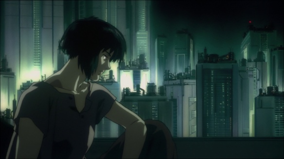 Ghost in the Shell Matoko Kusanagi