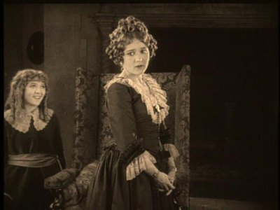 Fauntleroy chair Mary Pickford