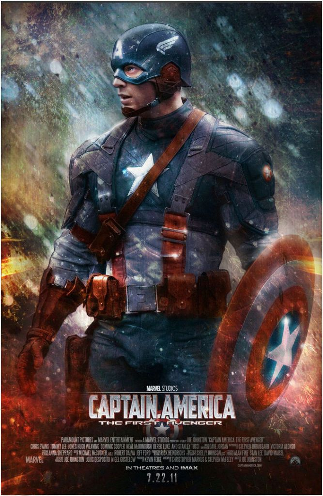 Captain-America-Movie-Poster