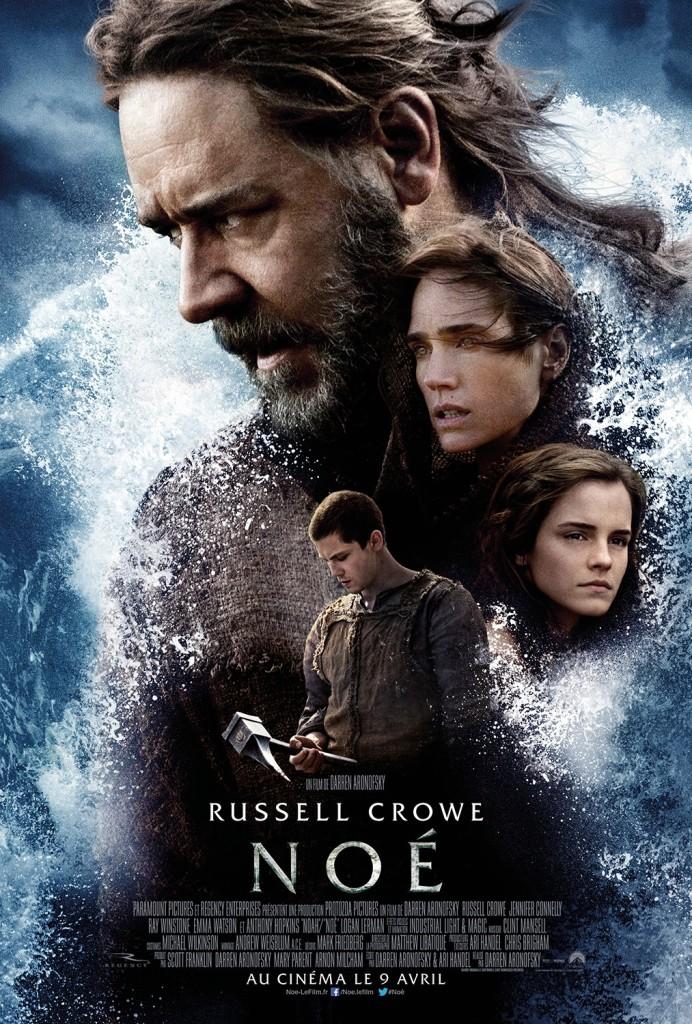 Noah Russell Crowe Emma Watson Jennifer Connelly