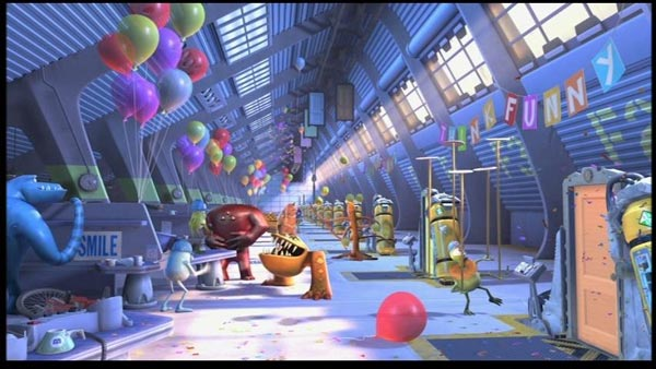Monsters Inc 2 Web Spectacular Attractions